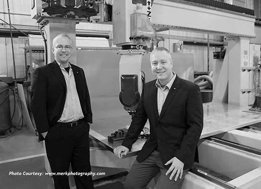 CPG owners Michael & Matthew Waddington